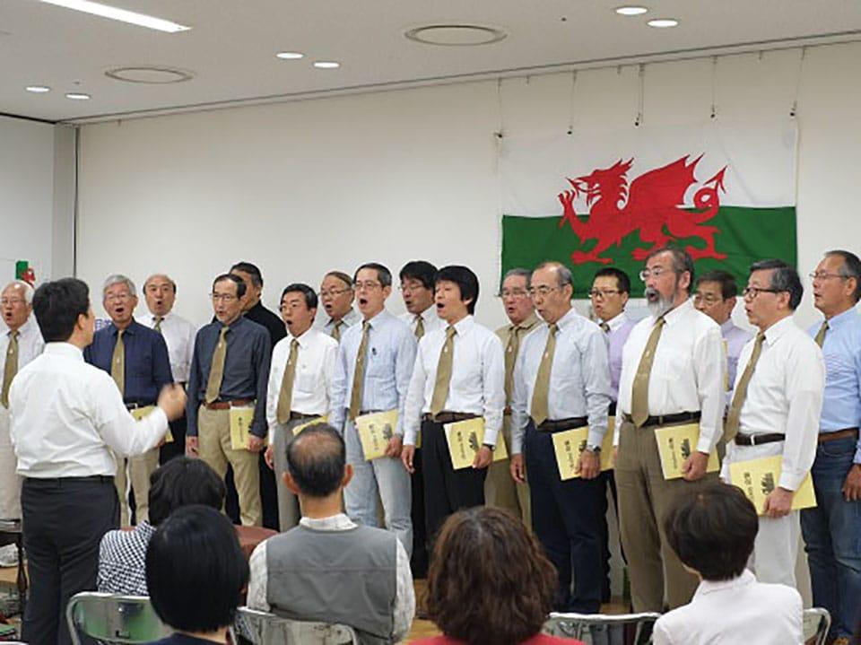 Japan-choir