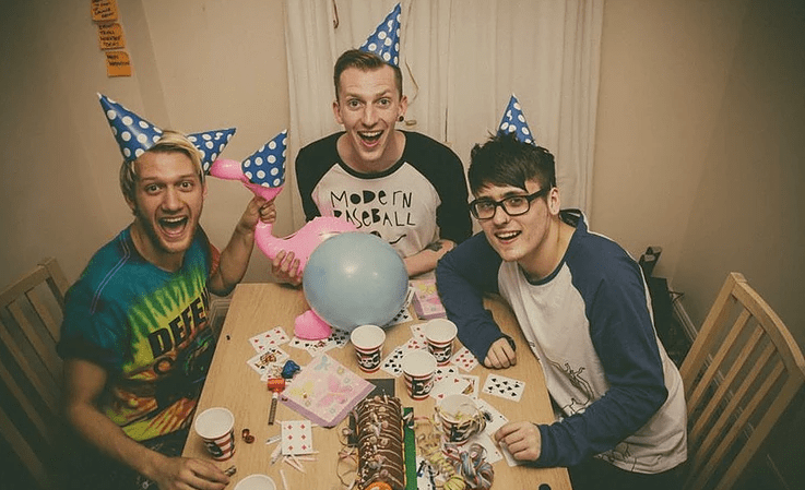 Junior - pop-punk band from Cardiff | Wales International