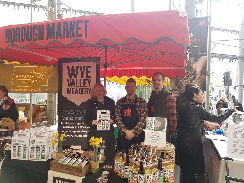 Borough Market | Wales International