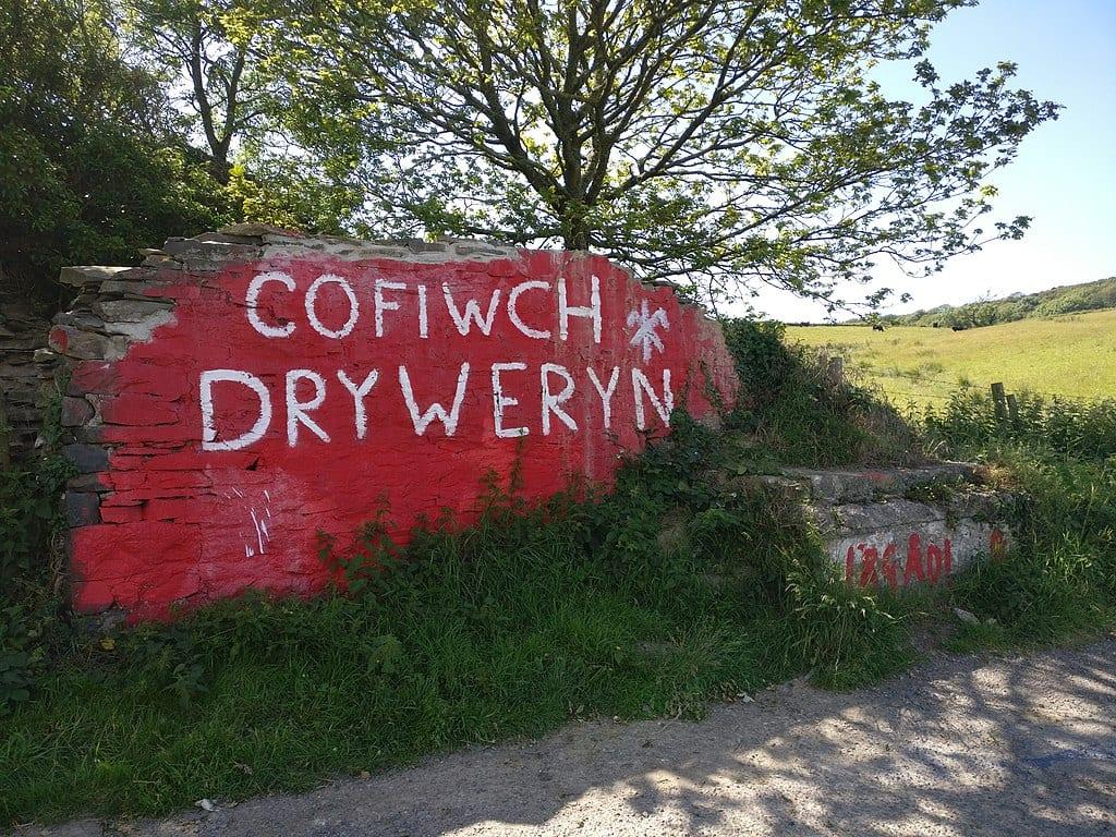 Cofiwch Dryweryn – Wales Awakening