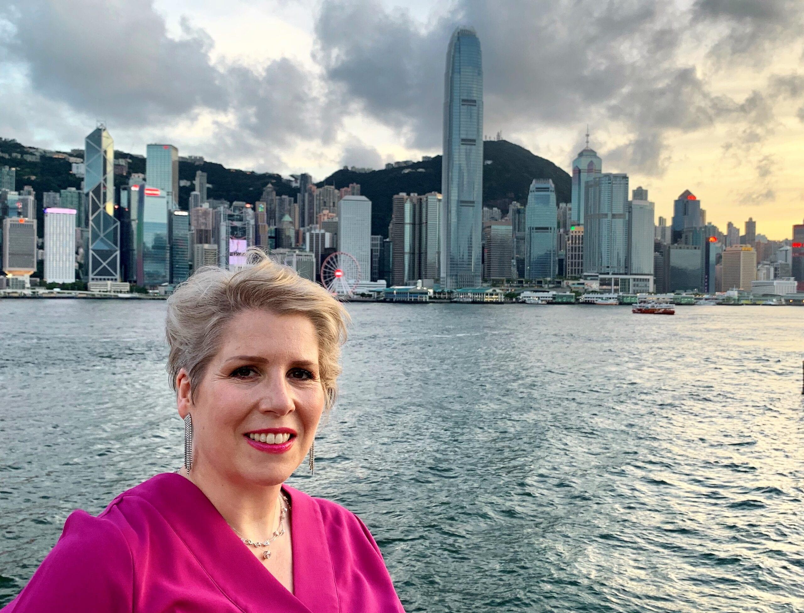 Meet Heledd Williams – Hong Kong