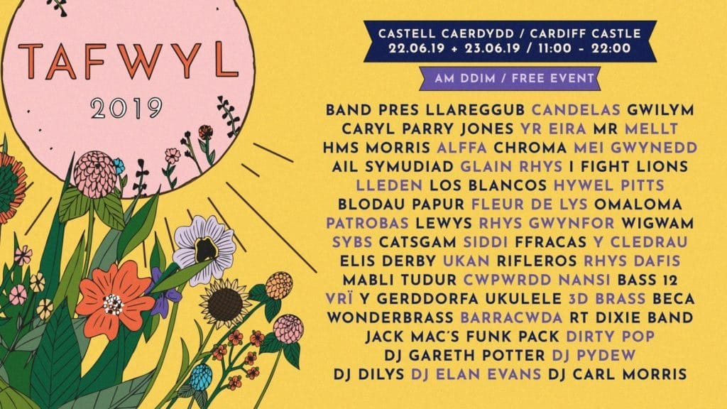 Tafwyl 2019: Cardiff's spectacular Welsh-language festival