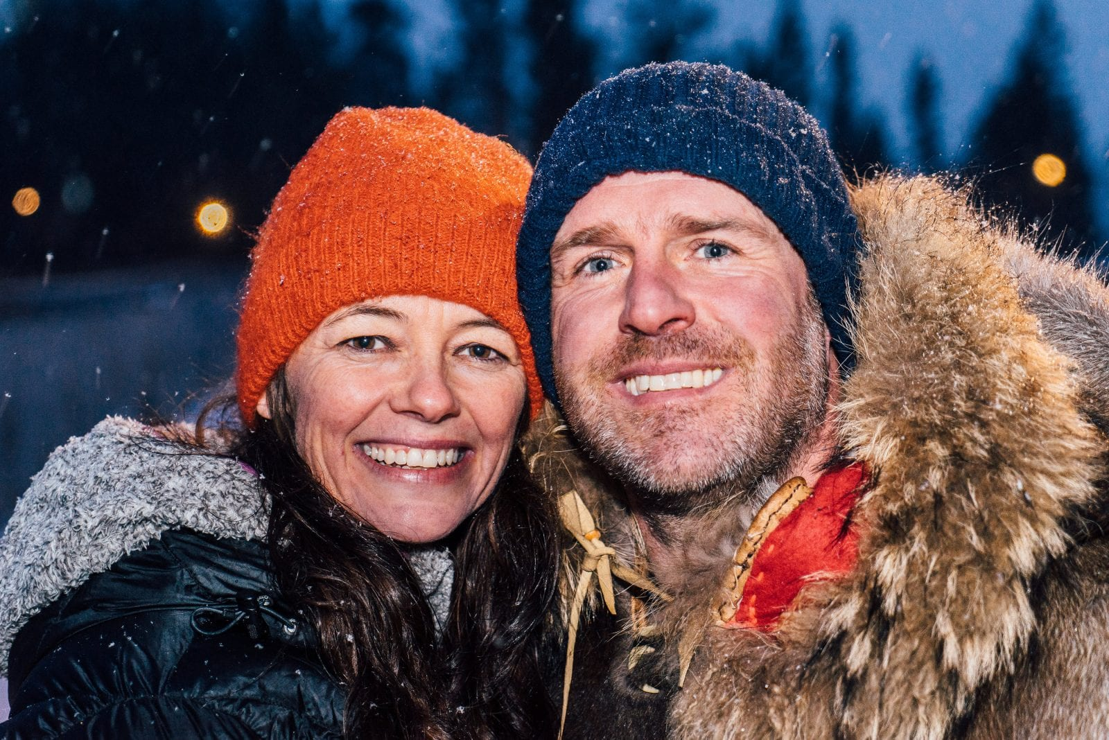 Meet Claire and Richard – Sweden